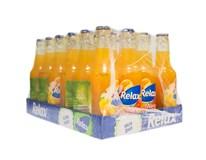 Relax nektár viečko Mango 24x250 ml SKLO