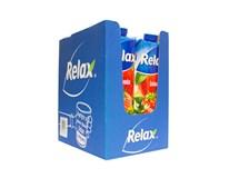 Relax Jahoda 44% 6x1 l