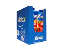 Relax Brusnica mix 6x1 l