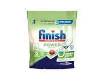 Finish Powerball All in One Eco tablety do umývačky riadu 70ks 1x1 ks