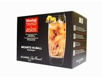 Pohár Long Drink 435 ml Luigi Bormioli Mixology 6 ks