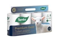 Tento Premium Gold toaletný papier 4-vrstvový 1x8 ks
