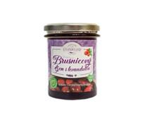 Levanduland Brusnicový džem s levanduľou 1x220 g