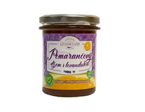 Levanduland Pomarančový džem s levanduľou 1x220 g