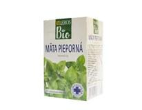 Leros Bio čaj mäta prieporná 1x26 g
