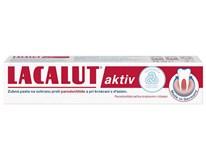 Lacalut aktiv zubná pasta 3x75 ml