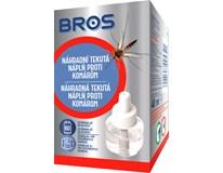 Náhradná náplň proti komárom 40 ml Bros 1 ks