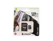 Pamäťová karta Micro SD Adapter 128 GB Kingston 1 ks