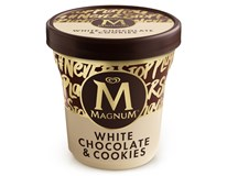 Magnum White Chocolate & Cookies zmrzlina mraz. 1x440 ml