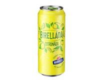 Birell Citronáda Pack 24x500 ml PLECH