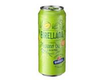 Birell Ľadový čaj s broskyňou pack 24x500 ml PLECH