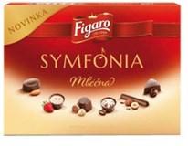Figaro Symfónia mliečna 1x146 g