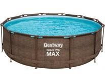 Bazén s ratanovou konštrukciou 366x100 cm Bestway 1 ks