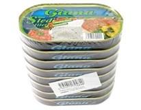 Giana Sleď filety v paprikovej omáčke 8x170 g