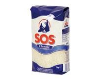 SOS Classic ryža stredozrnná 4x1 kg
