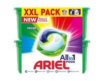 Ariel All in 1 Color gélové kapsuly 55 praní 1x1 ks