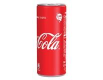 Coca Cola 24x250 ml PLECH