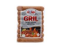 Nord Svit Gril klobása horčicovo-medová chlad. 1x250 g