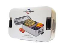 Box desiatový hliníkový Lunch 18x12cm Kuchenprofi 1 ks