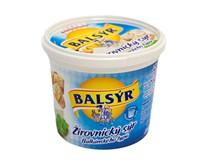 BALSÝR Syr balkánskeho typu tuk v sušine 45% chlad. 1x250 g vedro