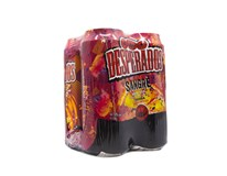 Desperados Sangre 4x500 ml PLECH