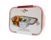 Box sklenený Lunch 20,5x15,5cm Kuchenprofi 1 ks