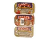 Isabel sardinky mix 6x125 g