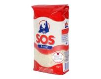 SOS Long ryža dlhozrnná 4x1 kg