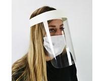 Štít na tvár ochranný 1 ks