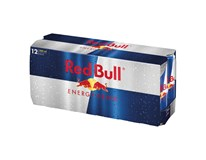 Red Bull energetický nápoj 12x250 ml PLECH