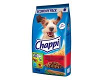 Chappi granule s hydinovým a hovädzím mäsom dry dog 10 kg