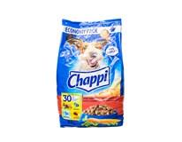 Chappi s hydinovým, hovädzím mäsom a zeleninou granule 1x9 kg