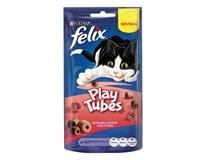 Felix Play Tubes s morkou a šunkou 1x50 g