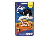 Felix Play Tubes s kuracím mäsom a pečeňou 1x50 g