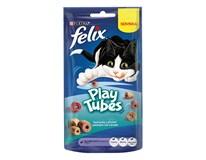 Felix Play Tubes s rybou a krevetami 1x50 g