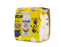 Danone Actimel Kids banán chlad. 4x100 g