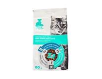 The Pet+ Indoor Treat pre mačky 1x80 g
