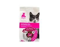 The Pet+ Sterilised Treat pre mačky 1x80 g