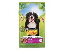 Friskies  maxi granule suché dry dog 1x10 kg