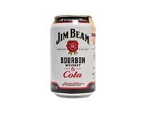Jim Beam 4,5% 1x330 ml PLECH