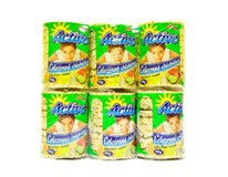 Bonavita Active celozrnné chlebíčky pšenično - ražné 6x90 g