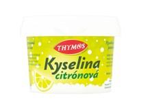 Thymos Kyselina citrónová 6x80 g