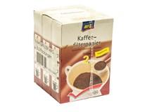 Filtre na kávu veľkosť 2 ARO 3x100 ks