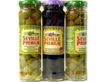 Seville Premium Olivy mix 3x142 g SKLO