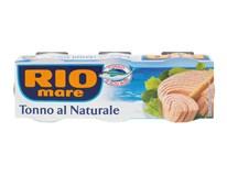 Rio mare Tuniak vo vlastnej šťave 3x80 g