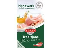 Berger Šunka tradičná výberová plátky chlad. 1x100 g