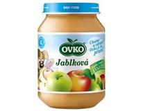 Novofruct Ovko Detská výživa jablková 6x190 g