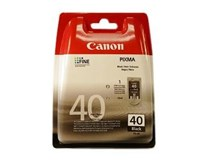 Cartridge PG-40 black Canon 1ks