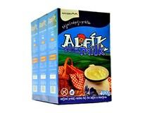 Alfa Sorti sojový nápoj natural 3x400 g