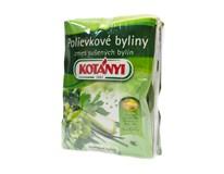 Kotányi Polievkové byliny 5x8 g